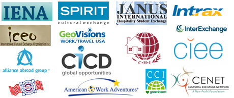 J Visa Sponsors Work And Travel